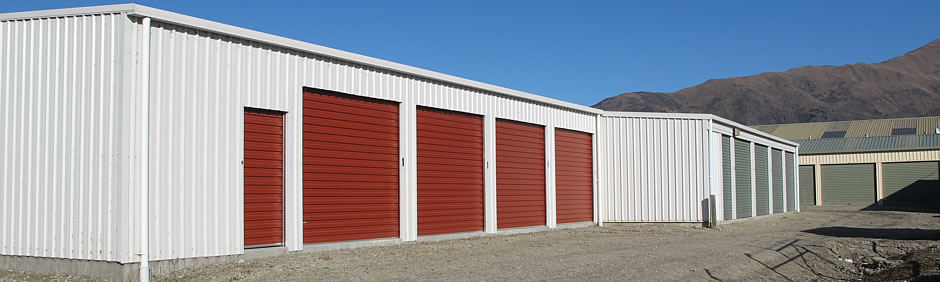 Wanaka Storage Units